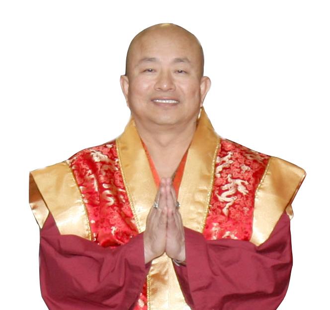 聖尊蓮生活佛盧勝彥