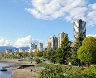 全加最綠城市溫哥華爭世界第一