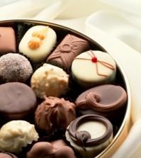 一盒巧克力的感動
