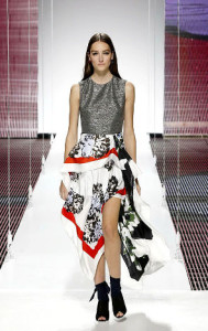 Dior早春度假時尚秀