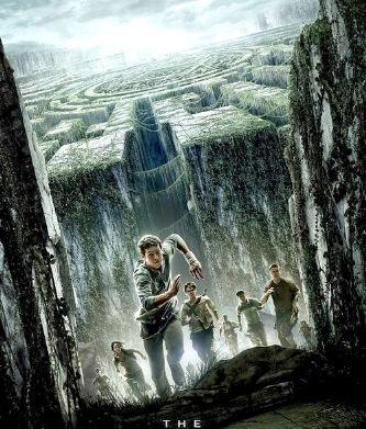 科幻片《移動迷宮》電影海報。p1022-a1-12a