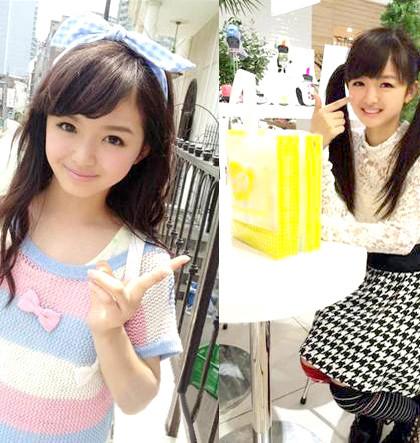 日本13歲時尚教主。2001年於東京出生的關RION,是在日本小學生間是有著超高人氣的美少女,她是小學女生時尚雜誌的專屬模特兒,小臉蛋高個子的天生模特身材,和專業的穿衣搭配,使得她成為不少女生的穿搭範本,是不少追求時尚小女生的偶像。p1033-a5-02d1