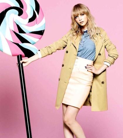 模特兒展現甜美成熟的搖滾風格p1038-a1-03a