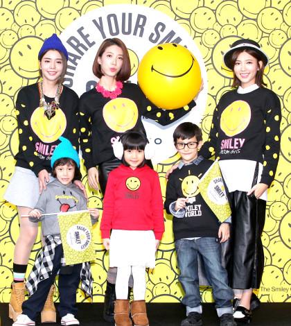 Dream Girls日前穿GIORDANO聯名設計T-Shirt亮相。p1038-a5-03
