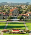 圖為美國加州史丹佛大學的美麗校園。p1051-a4-01