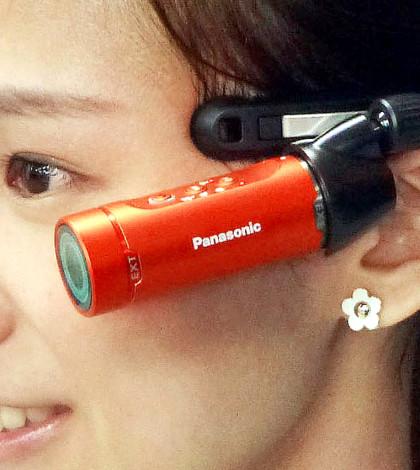 Panasonic 推穿戴相機p1052-a1-11