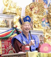 圖為當代法王作家蓮生活佛盧勝彥p1053-01-01