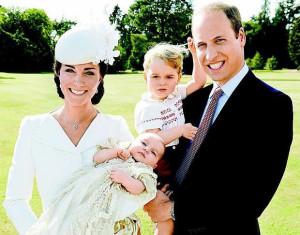 英國威廉王子凱特王妃全家p1073-a4-02