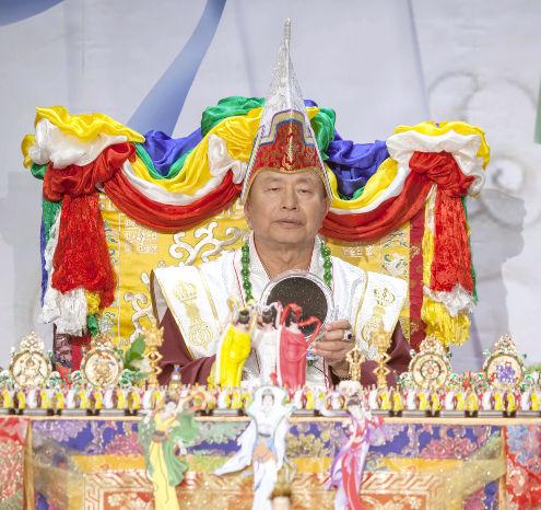 圖為師尊授菩薩戒p1074-02-07B