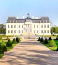 豪宅外觀帶有17世紀建築風格p1087-a4-03