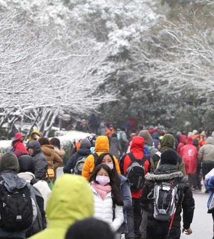 台灣氣溫驟降到攝氏4度,創下16年來最低溫紀錄p1093-a1-06