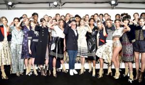 紐約時裝週 名模變復古淑女p1096-a3-01