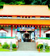 圖為祖廟西雅圖雷藏寺外觀p1121-15-01