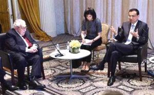 大陸總理李克強和美國經濟金融界、智庫、媒體重要人士座談。p1127-a4-03