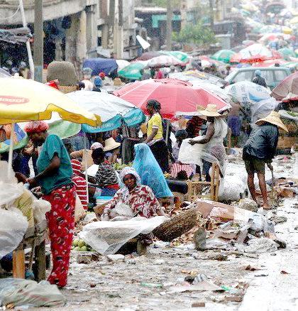 海地災情重大已有民眾感染霍亂p1130-a1-07