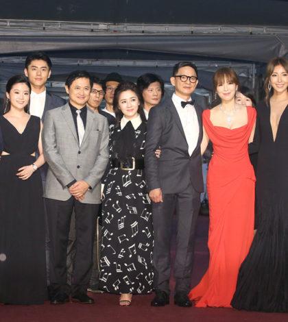 「一把青」導演與眾演員聲勢浩大走紅毯p1130-a8-04