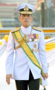瓦吉拉隆功繼任泰國國王p1137-a1-09