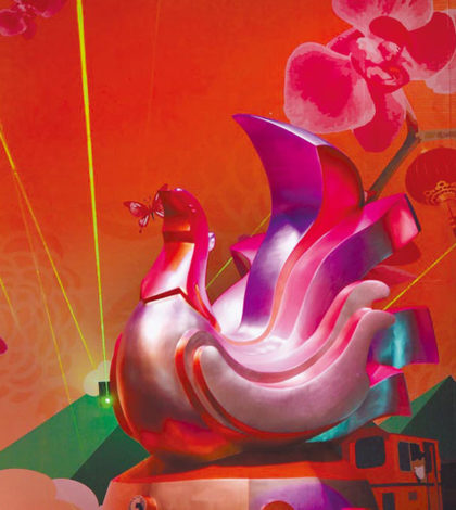 台灣燈會主燈「鳳凰來儀」p1141-a4-03a