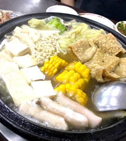歲末聚餐多,營養師建議,每天吃麵、吃鍋少喝湯,就能輕鬆降低鹽分攝取。p1141-a6-03