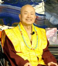 圖為法王蓮生活佛盧勝彥p1142-11-01