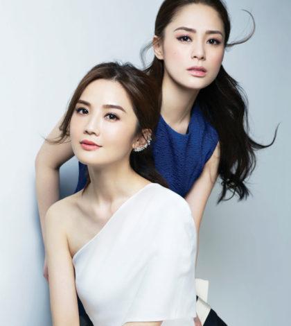香港女子團體「Twins」受邀參加「2017超級巨星紅白藝能大賞」,甜喊念念不忘台灣粉絲親切與熱情,預告將演唱組曲。p1142-a5-03