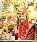 圖為蓮生法王盧勝彥p1143-04-01