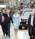 美國總統唐納川普揮手致意p1145-a1-14