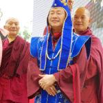 圖為當代法王蓮生活佛盧勝彥p1147-02-01