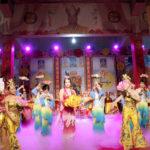 圖為妙舞供佛表演p1147-02-10