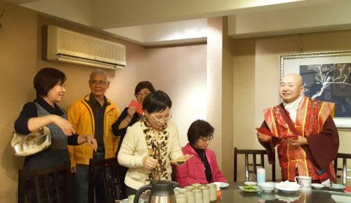 圖為師尊、師母與親人p1147-09-09