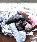 圖為冰天雪地中的遊民p1147-a1-05