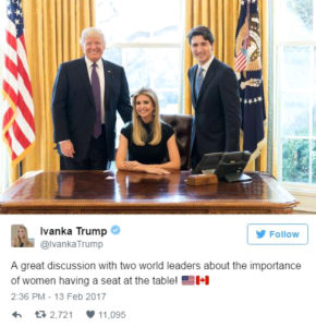 美國總統川普在推特上發表聲明p1148-a1-12