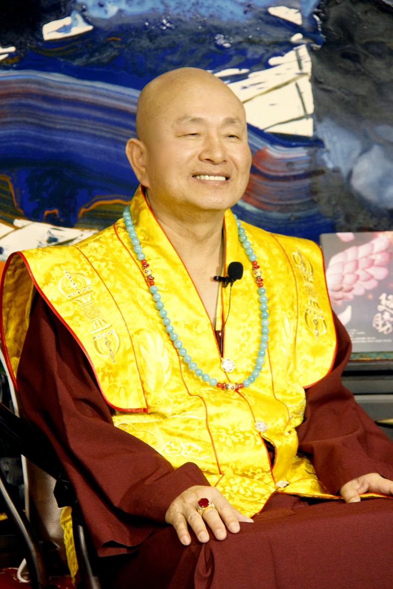 圖為蓮生法王盧勝p1151-a1-05