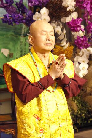 圖為無上法王蓮生活佛盧勝彥p1152-05-01