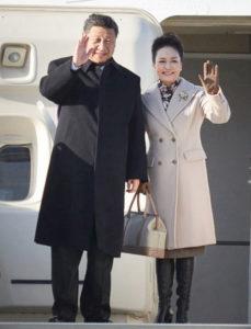 大陸國家主席習近平伉儷p1155-a1-01