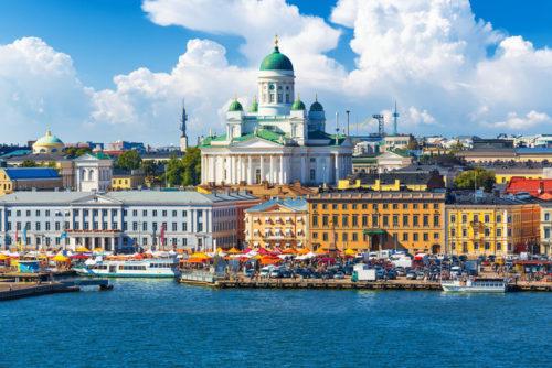 芬蘭首都赫爾辛基p1155-a1-01tu3