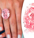 粉紅鑽石的世界拍賣紀錄,如今這個世界紀錄被「粉紅之星」打破。p1155-a1-04Web only