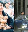 王思聰上海車庫的車僅是代步用。p1155-a4-04Web only