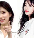 南韓性感女團Miss A成員秀智,能歌能舞,而一頭美麗的秀髮儼然成為她的代名詞。近日卻為了與李鍾碩合作的新韓劇《當你熟睡時》剪去長髮。p1155-a6-04