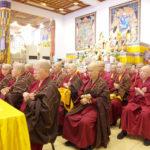 圖為與會護持的真佛僧團p1156-02-07