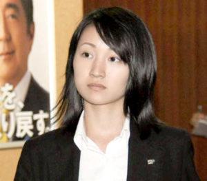 日本首相安倍晉三的美女保鏢石田萌美 p1161-a4-02a
