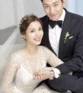 南韓團體《神話》隊長Eric和羅惠美甜蜜完婚