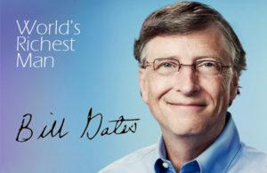 微軟公司創辦人比爾.蓋茲 p1172-a1-03