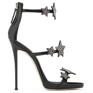 Giuseppe Zanotti推出的Harmony Star鞋款