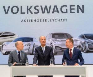 德國汽車巨擘福斯汽車集團(Volkswagen)