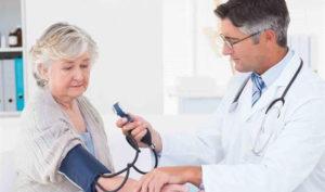 定期健康檢查並量血壓很重要