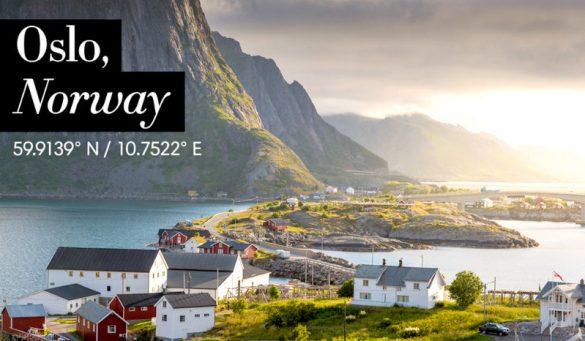挪威奧斯陸