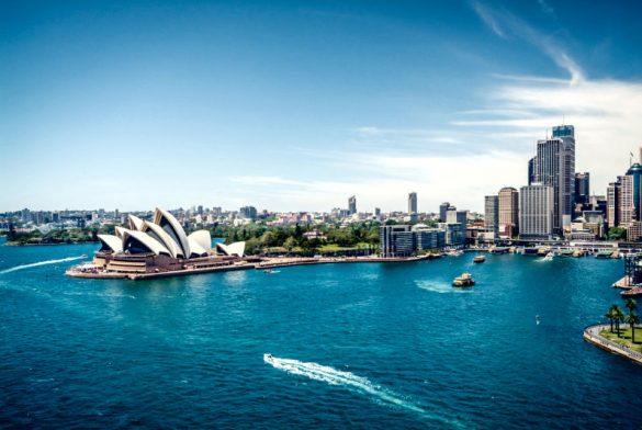 澳洲雪梨 第五名