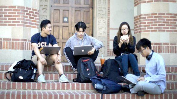 美、加近年來8歲至17歲華裔小留學生大幅成長