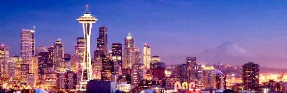 西雅圖美景